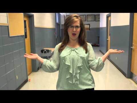 """""""Mrs. Ivey""""  -- Class Intro Video, """"Fancy"""" Parody"""