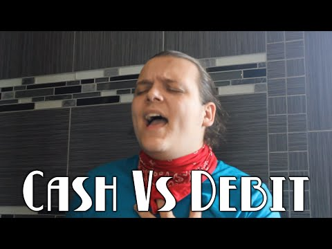 Cash vs. Debit Reconciliation Song (Rhett and Link) Cover