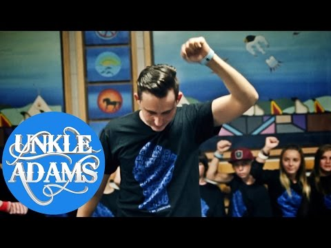 Unkle Adams - I Am Stronger (Official Anti-Bullying Music Video)