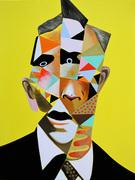 Deconstructivist head