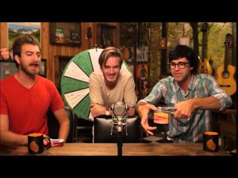 Scary Link is Scary. Dramatic Rhett is Dramatic. (GMMore Clip)