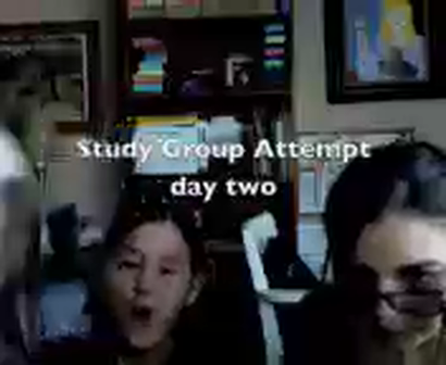 Study Attempt, Sunday 2