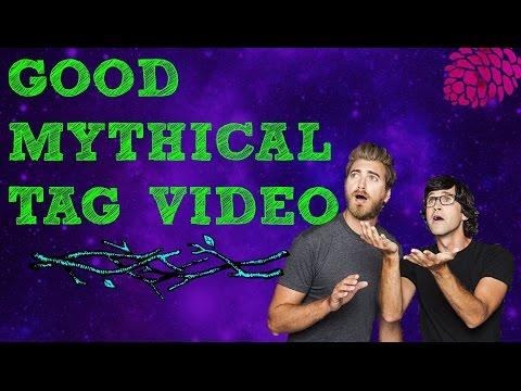 Good Mythical Tag Video!!! // #EDTLA Day 21
