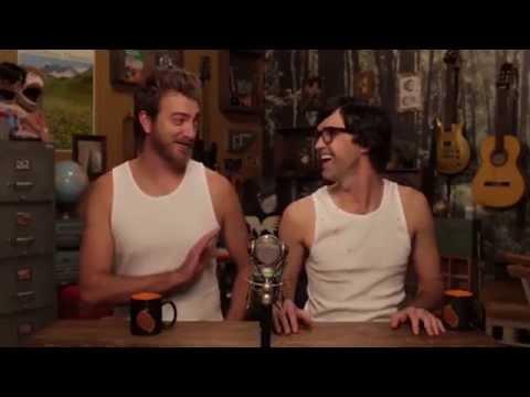 Rhett and Link Laughing