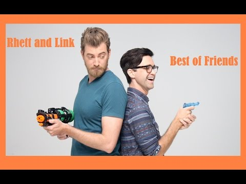 Rhett and Link (Best of Friends)