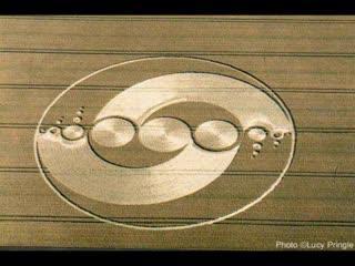 Sacred Geometry in Crop Circles