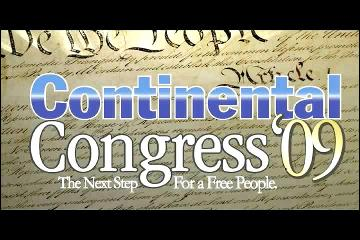 Reality Report SPECIAL EDITION - Interview with President of Continental Congress 2009