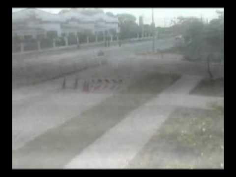 HAITI EARTHQUAKE ORIGINAL VIDEO Security cameras at the U.S. Embassy in Port-au-Prince