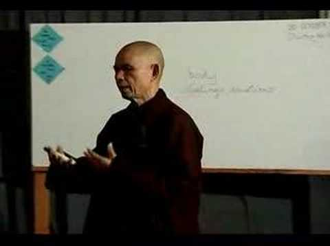 Thich Nhat Hanh - Day 1 of 5 - Part 2 of 11