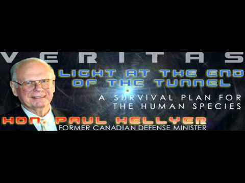Veritas Radio Show - Hon. Paul Hellyer ~ Light at the End of the Tunnel - 5/5