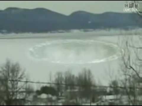 Strange Ice Circle