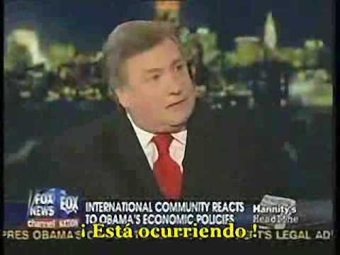 Admiten en las Noticias que la Conspiración para un Gobierno Mundial es Real