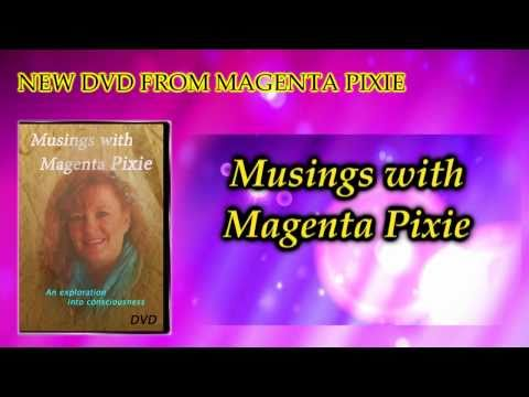 Musings with Magenta Pixie DVD - NOW ONLY $13.49