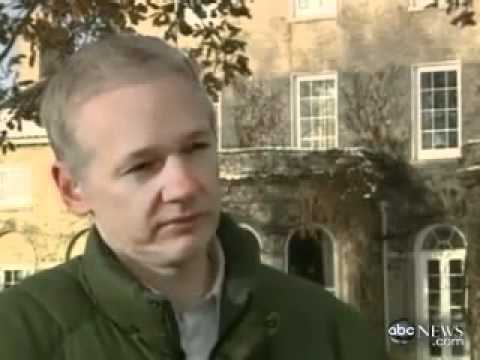 Assange Walks Out of ABCNEWS Interview, Calls Reporter 'Tabloid Schmuck'