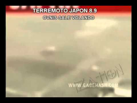 ovni en japon tsunami 2011 es o no es deja tu commentario