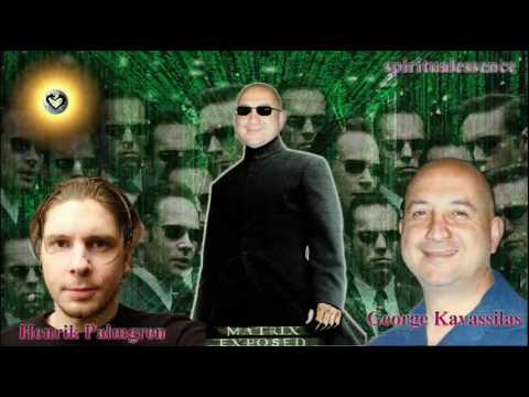 "George Kavassilas on ""Red Ice Radio"" Part 2 of 9"