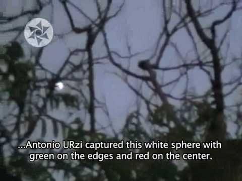 Antonio Urzi-UFO in Chicago