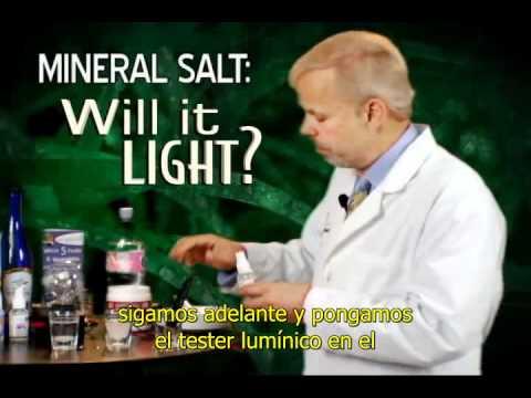 ¿Se encenderá la bombilla con azucar o con sal?