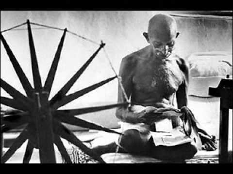 Mahatma Gandhi - ONE WORLD