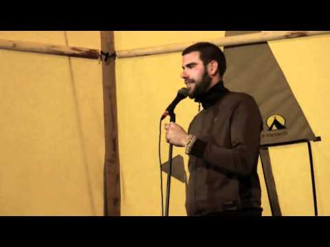 Charlie Veitch Speech  @ TruthJuice Gathering 2011