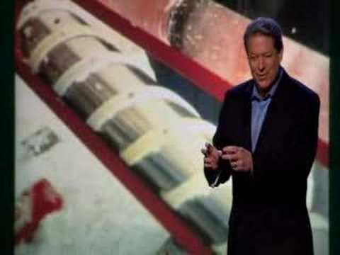 Al Gore Global Warming in 10 min