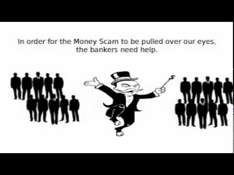 Banking - the Greatest Scam on Earth