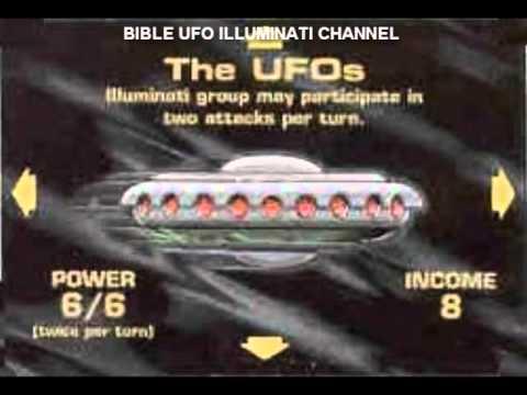 underground Aliens Reptilians@WAR ILLUMINATI GAME NEW AUGUST 2011 UFO UFOs ALIEN ALIENs