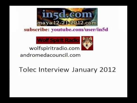 Tolec Interview January 2012 -- Checkmate, We Win!