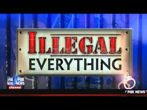 In america EVERYTHING is ILLEGAL