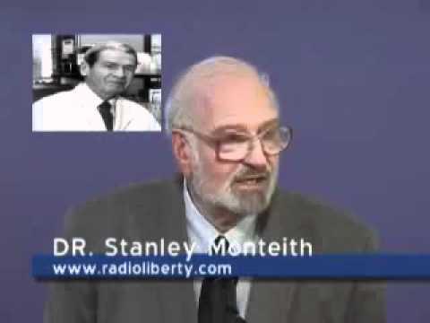 The Hidden Agenda Behind Fluoride [Dr. Stanley Monteith]