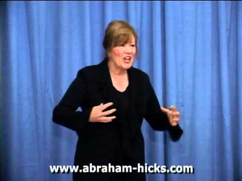 Abraham: THE KEY TO EFFORTLESS MANIFESTATION - Esther & Jerry Hicks