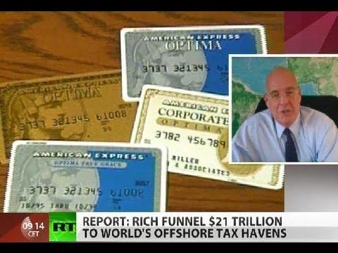 Super-Rich Rabbit Hole: Wealthy stash $21 tn in offshore havens