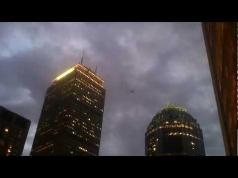 Ufo sighting over Boston (8.29.2012)