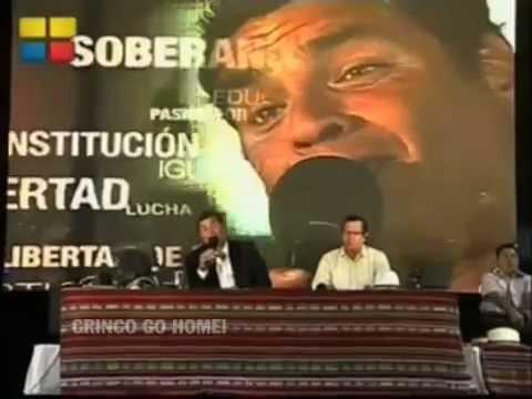 Presidente de Ecuador denuncia operación de narcotráfico de la CIA y la DEA en Chile