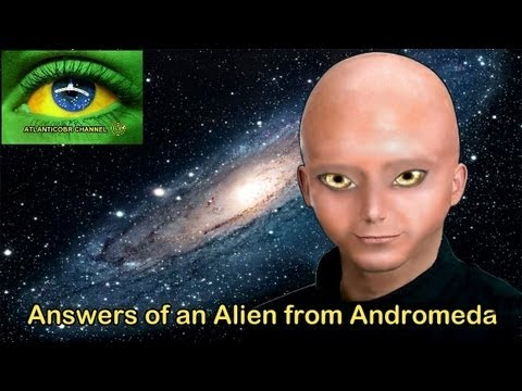 82 - ANSWERS OF AN ALIEN FROM ANDROMEDA - Nibiru and Events