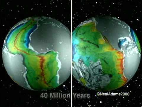 Conspiracy of Science - Earth is in fact growing
