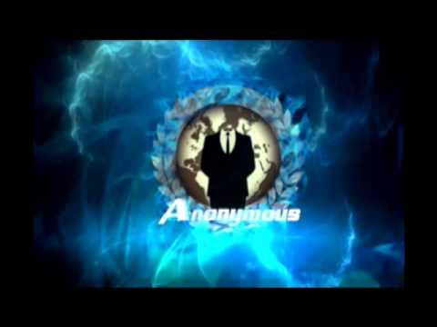 Anonymous Project Mayhem 2012 Warning