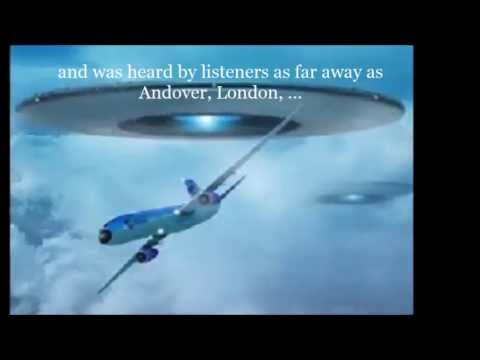 """Alien Warning Message Live on TV in UK-""""We Come to Warn you About your Race and your Planet"""""""
