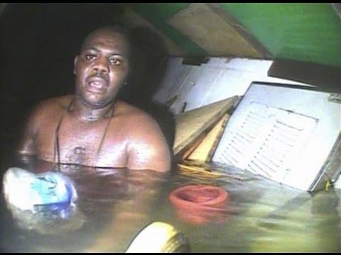 [FULL]'He's alive!' Man Survives 3 Days in Air Pocket of Sunken Ship Off Nigerian Coast