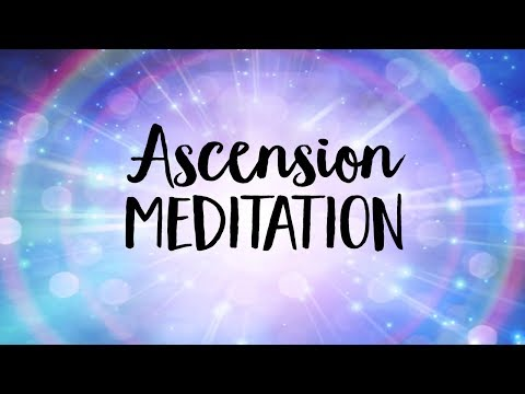 Ascension Meditation of Crystalline Light ~ Channeled with the Archangels