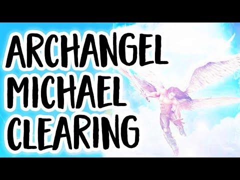 Archangel Michael Clearing Meditation - Channeled by Melanie Beckler