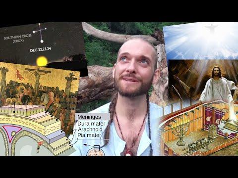 The Forgotten CRUCIFIXION & RESURRECTION In Your Skull & Sky? SACRED SECRETION & PINEAL Resurrection