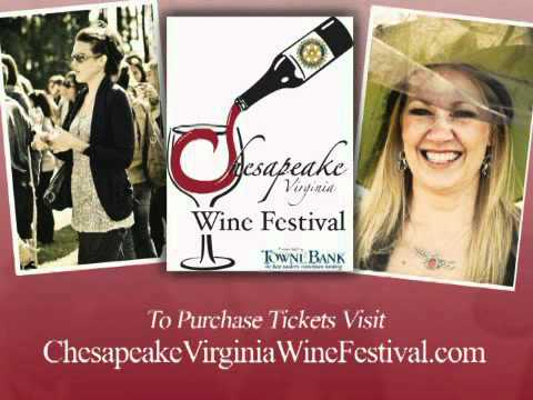 2011 Chesapeake Virginia Wine Festival PSA