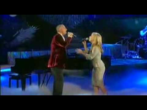 Anastasia and Eros Ramazzotti