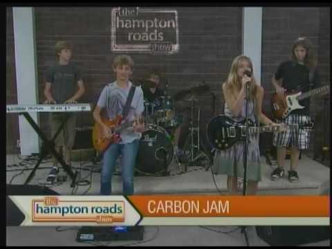 Carbon Jam on Fox 43 Hampton Roads Show