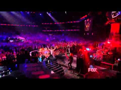 Judas Priest and Scott Travis on American Idol!