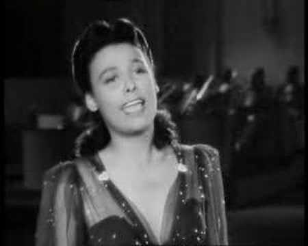 Lena Horne - Stormy Weather (1943)
