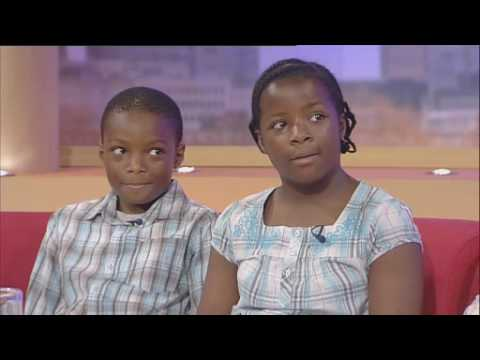 8-year-old twins who've become the youngest students ever to pass the advanced Maths A level