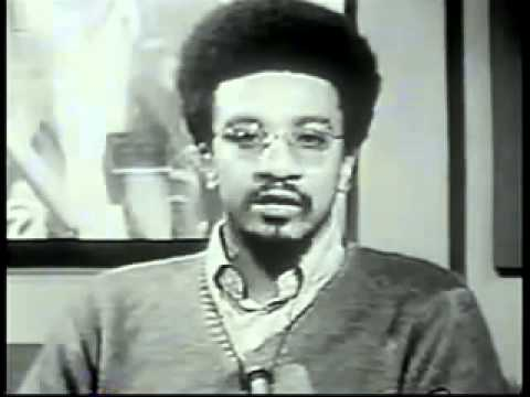 H. Rap Brown Breaks down Politics of America on Like It Is w/ Gil Noble