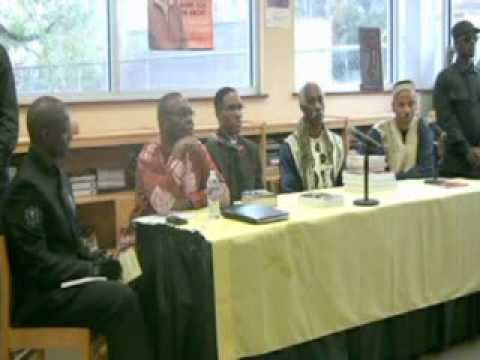 19th Annual International Locks Conference: Natural Hair Wholistic Health and Beauty Expo  2013